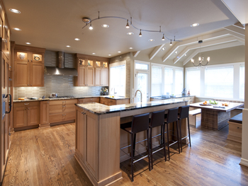 Kitchen QSawn White Oak Natural European