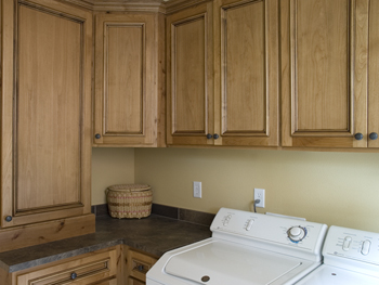 Laundry Room Alder Natural Eclipse Signature